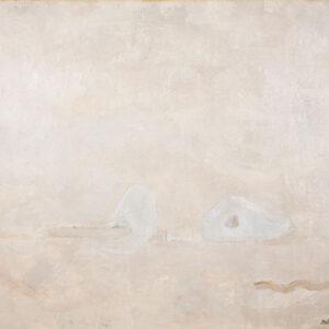 Штейнберг Эдуард Аркадьевич (1937 – 2012) Композиция с камнями, 1967 г.