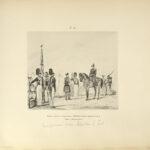Дирин Петр Петрович, Альбом истории Лейб-Гвардии Семеновского полка 1883