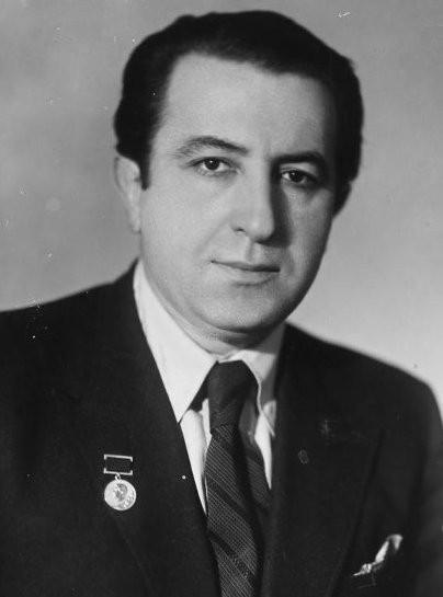 Налбандян Дмитрий Аркадьевич«Пейзаж» 1985 г.