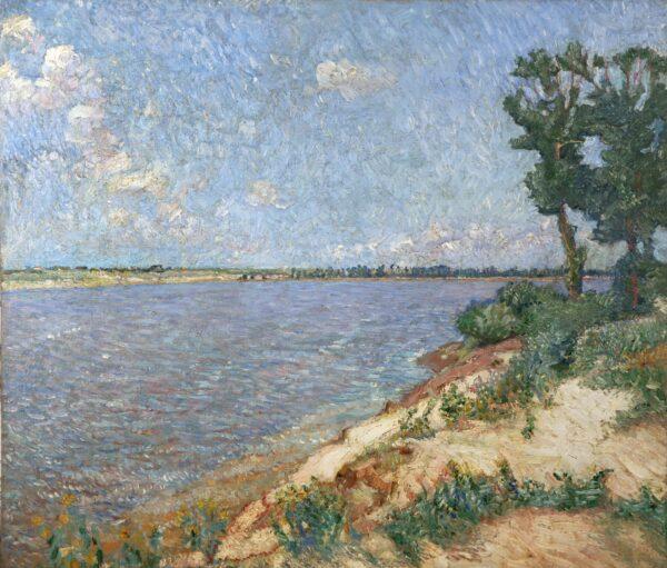 Бурлюк Давид «Днепр» 1906