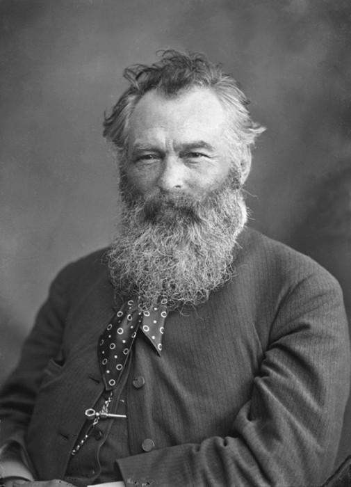 Шишкин Иван Иванович «Гурзуф» 1885 г.