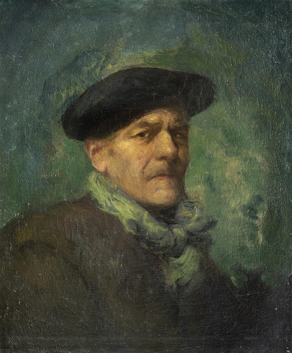 Шмаров Павел Дмитриевич «Обнаженная» 1930-е