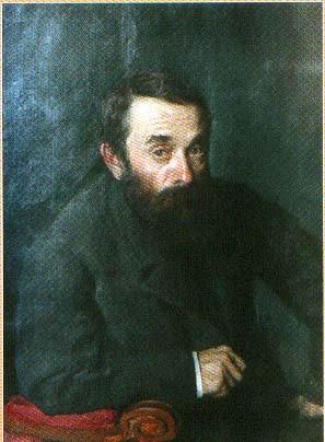 Ладыженский Геннадий Александрович «Пейзаж» 1910-е гг.