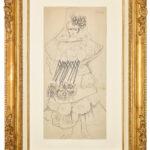 Гончарова Наталья Сергеевна, «Испанка» 1910-е гг.