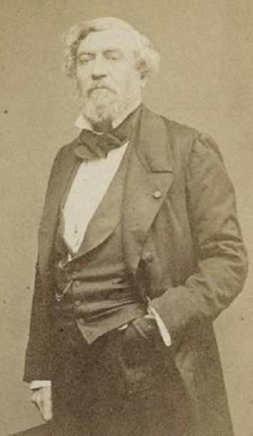 Гюден Теодор, Кораблекрушение у берегов Генуэзского залива 1833 г.