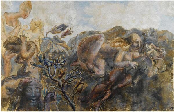 Свешников Борис, «Фантазия» 1948-1949 г.