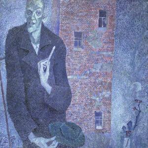 Свешников Борис, «Мужская фигура» 1970-1980-е гг.